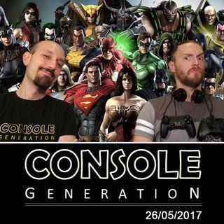 Injustice 2, Prey e altro! - CG Live 26/05/2017