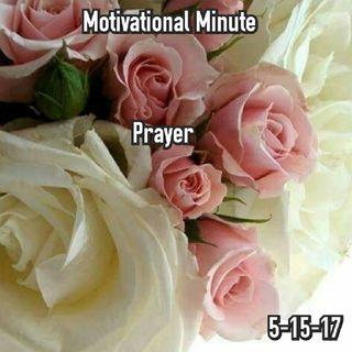 Prayer: 5-15-17