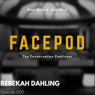 Episode 005 - Rebekah Dahling tends to the parish tulips.