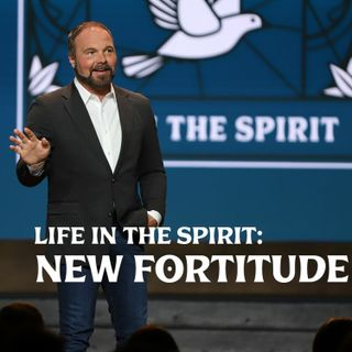 Romans #18 - Life in the Spirit: New Fortitude