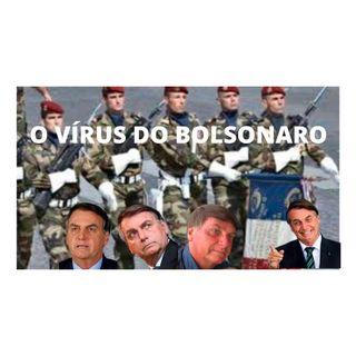 O vírus do Bolsonaro chega ao exército francês