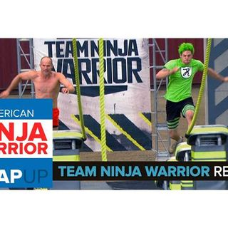 American Ninja Warrior | Team Ninja Warrior Recap