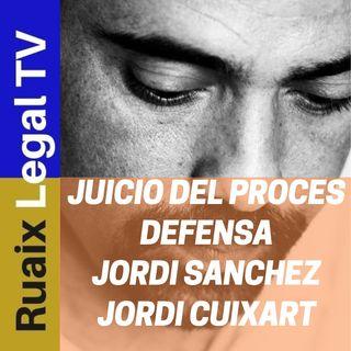 Juicio 1-O | Defensa | Jordi Sanchez | Jordi Cuixart | ANC | Omnium | Sumari 1-O | Noticias Cataluña