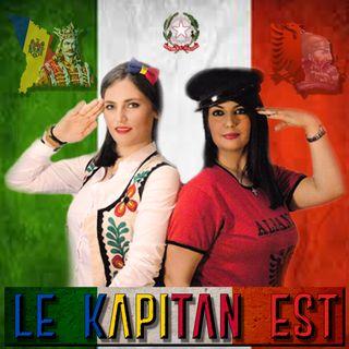"""Ep. 03 Le Kapitan-est """"Piatti tipici dell'est e non solo..."""""""