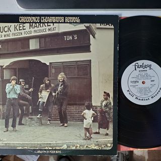 Side 1 & 2 Willy And The Poor Boys (1969) (White Label Promo) for sale on eBay user id: minidisc_rock