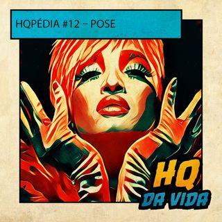 Hqpédia #12 – Pose  (extra: Stan Lee + Consciência Negra)