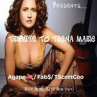 Truth Be Told 4/10/2021 - Tribute to Teena Marie