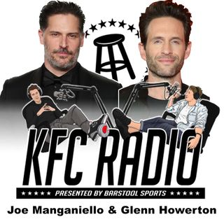 Glenn Howerton, Joe Manganiello, and Why Is Feits' Underwear Wet?