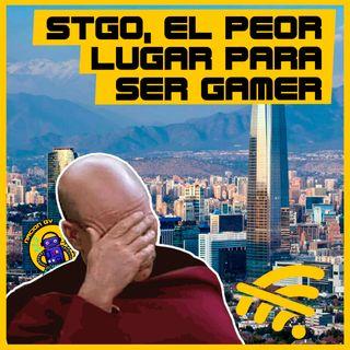 Santiago, el peor lugar para ser gamer | 28 de febrero