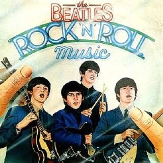 The Beatles Rock N Roll Music Side A