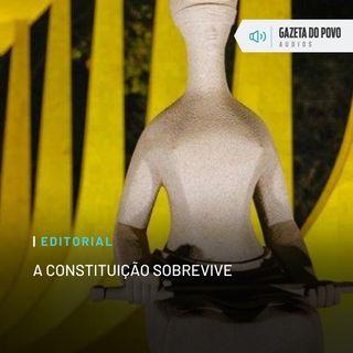 Editorial: A Constituição sobrevive