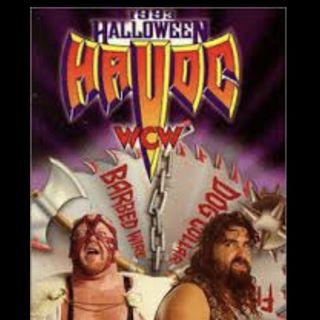 ENTHUSIAST REVIEWS #226: WCW Halloween Havoc 1993 Watch-along