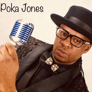 A music journey with music/TV  artist Poka Jones