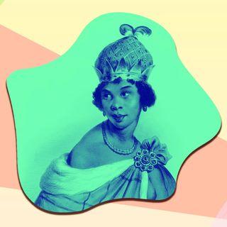 Drottning Njinga – kampen mot kolonialväldet