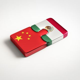 Chenal: el puente entre México y China