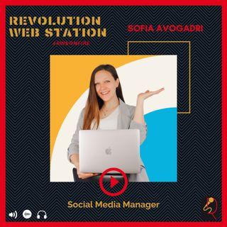 INTERVISTA SOFIA AVOGADRI - SOCIAL MEDIA MANAGER
