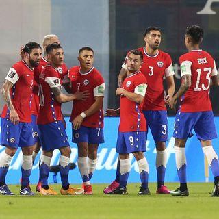Gol de Chile: Alexis Sánchez 1-1