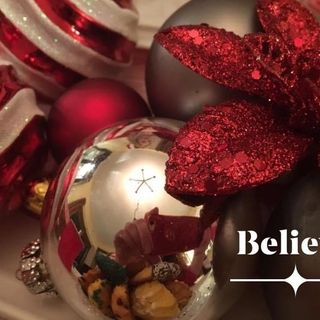 It's time to BELIEVE the good will happen. Ep. 399