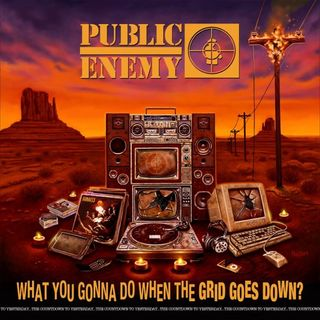 Metal Hammer of Doom: Public Enemy - What You Gonna Do When the Grid Goes Down?