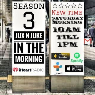 Jux n Juke in the Morning (Special Broadcast) Word Up 2018 on Radio Western