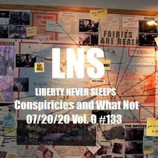 Conspiracies and What Not 07/20/20 Vol. 9 #133
