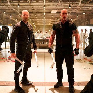 LiveWEEK #21 - Mentre aspettiamo Avengers: Endgame arriva il nuovo trailer di Hobbs & Shaw