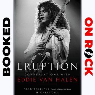 """Episode 26   Brad Tolinski & Chris Gill [""""Eruption: Conversations with Eddie Van Halen""""]"""