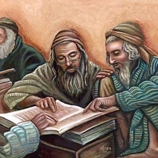 Midrash- Arguing with God (Class)