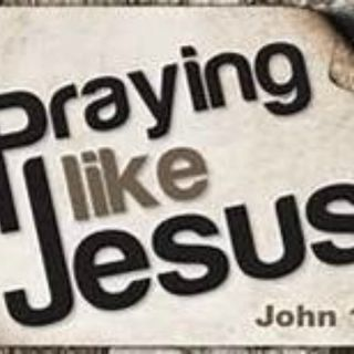 Praying Like The Master (Jesus Ministry Begins)