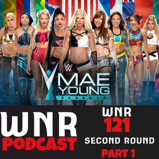 WNR121 Mae Young Classic Second Round P1