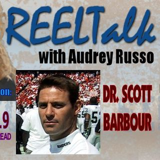 REELTalk Special Edition: 8 PM ET Chinese Coronavirus: Masks and the Spread with Dr. Scott Barbour