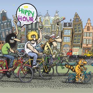 The 25'O Clock Show Presents Hippy Hour 25th September 2019