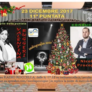 Radiografia Scio' - N.11 del 23-12-2017