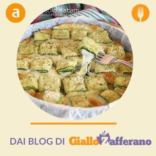 Rotolini di zucchine di Francesca Del Vecchio
