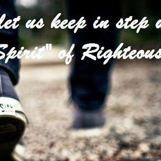 Walking in Righteousness - Davida Smith