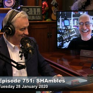 Security Now 751: SHAmbles