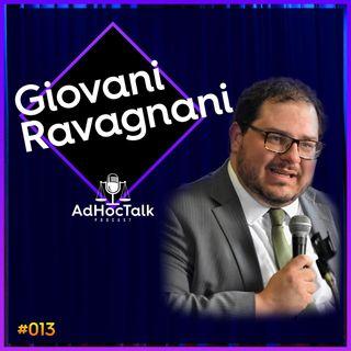 Giovani Ravagnani - Advogado da 99 e Buser - Adhoc Talk Podcast #013
