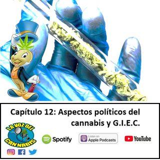 Capítulo 12: Aspectos políticos del Cannabis y G.I.E.C.