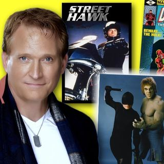 #257: Rex Smith - TV's Street Hawk and original Daredevil on going from pop star to superhero
