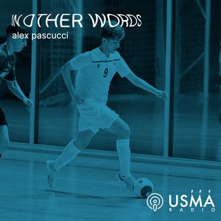 In other words - Alex Pascucci