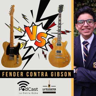 Fender vs. Gibson: la verdadera batalla del rock