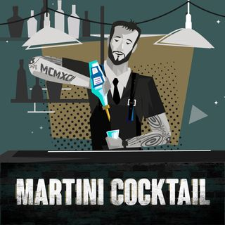 Ep.2 Martini Cocktail