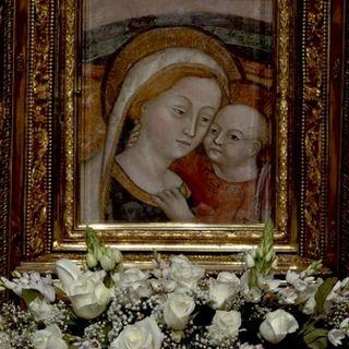 63 - Divinamente apparve l'immagine della Madonna del Buon Consiglio