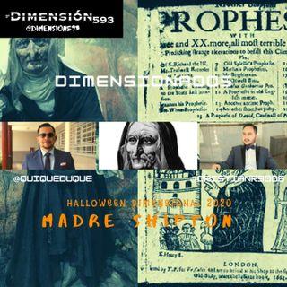 Madre Shipton | Especial de Brujas | Halloween Dimensional 2020