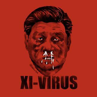 #63 Chinese Dissident Art in the Era of the Coronavirus   Badiucao