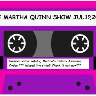 The Martha Quinn Show-Martha's Big Announcement, Corny Jokes & Water Safety