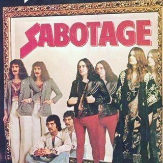 """Black Sabbath: in arrivo l'edizione super deluxe di """"Sabotage"""""""