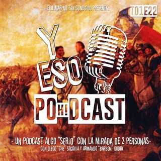 #Ep022 The Chilean History Cha...