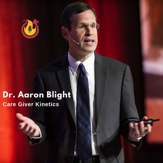 Dr. Aaron Blight | Care for the Caregivers