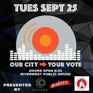 The Mogul Lounge Special Episode: Our City, Your Vote